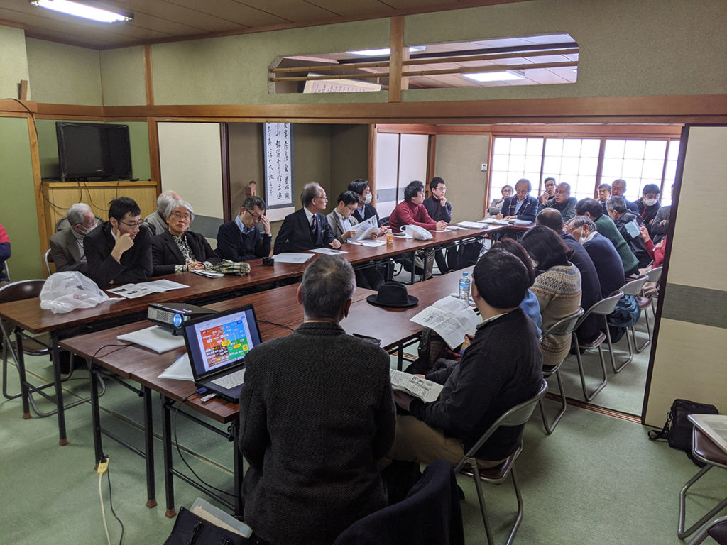 自由法曹団 京都府支部の弁護士18名が舞鶴に集結
