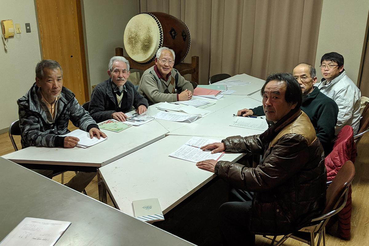 舞鶴パーム油火力発電所反対運動の会議