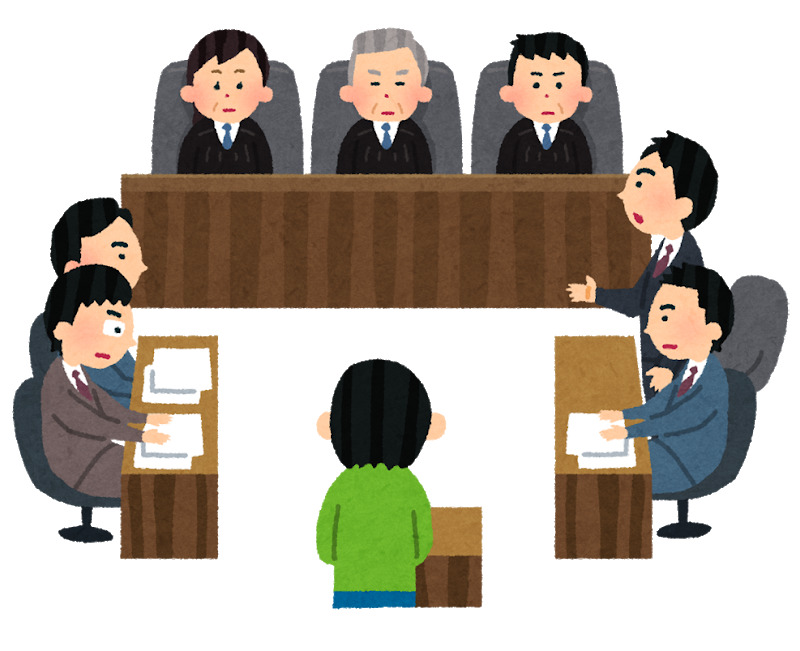 三恵観光から住民に対する民事調停(第一回)